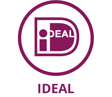 Doneren met iDeal